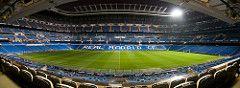 Forhåpentligvis klarer Zidane å vinne mange titler på mektige Santiago Bernabeu. Bilde: Camilla Rueda Lopez